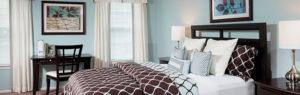Korman Residential - Willow Shores Bedroom